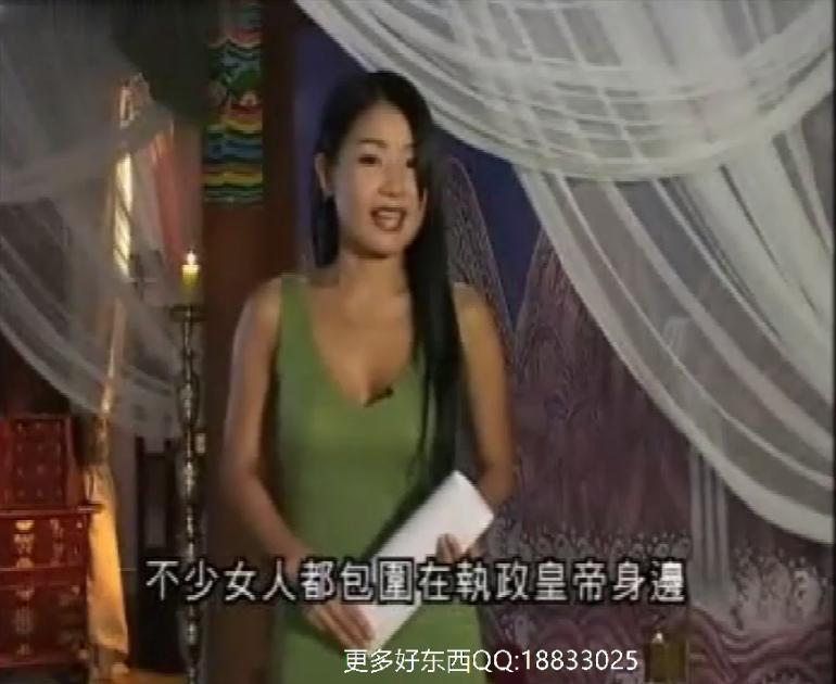 古代韩国皇帝寝宫秘籍(真人揭秘)